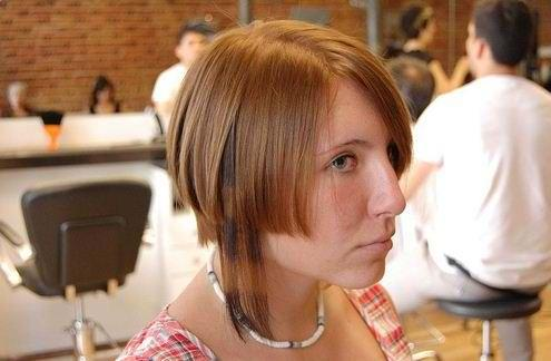 Trendy Short Hairstyles 2010 picture