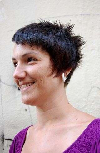 asymmetric hair cut 2010