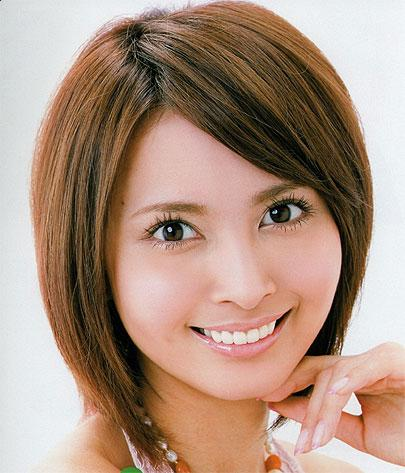 Short Hairstyles and Short Haircuts: Trendy Short Japanese Hairstyles