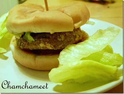 Burger and Tawa Pulav 003