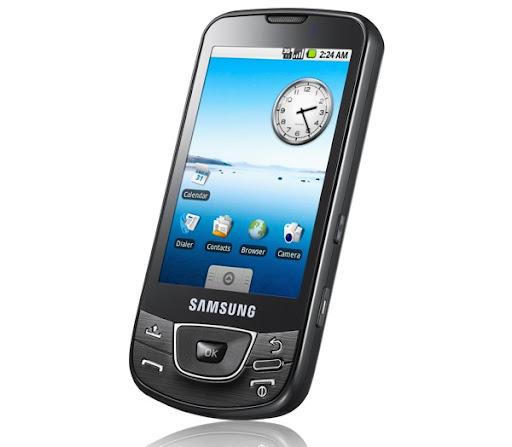 Samsung Galaxy i7500 — пять <a href=