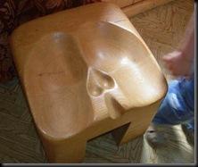 kilt-stool