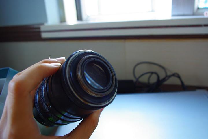入手 -- m42 -- 第一支定焦鏡