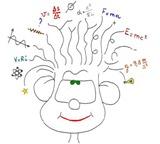 texto interessante cerebro maluco impressionante louco cabeça - witian blog