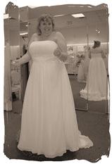Yes, ik heb een jurk
