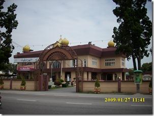 masjid telipot