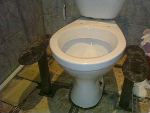 tandas duduk ke cangkung