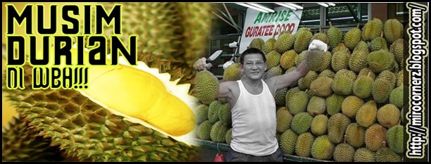 musim durian - Miro CornerZ