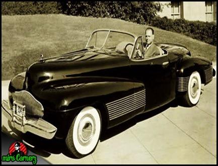 kereta konsep pertama