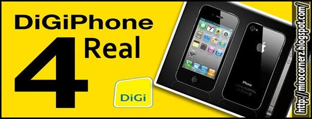 Nuffnang Digi iPhone 4 Real