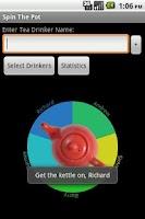 Screenshot of Spin The Pot