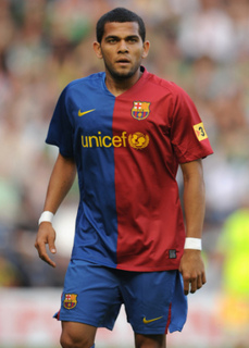 Daniel Alves: more than a right-back