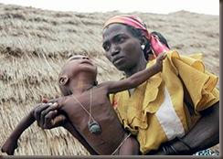 الجوع في افريقيا
