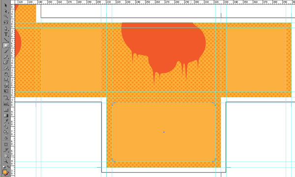 vector packaging design