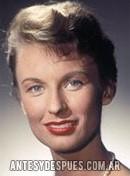 Cloris Leachman, 1956