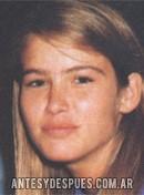 Valeria Mazza, 1991