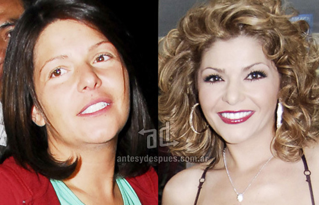 Itati Cantoral without makeup