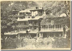 Simla in the 1890's albumen photos from an album belonging to a British officer, John Mitchell Holms