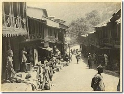 Simla in the 1890's albumen photos from an album belonging to a British officer, John Mitchell Holms3
