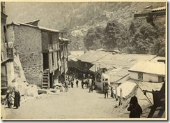Simla in the 1890's albumen photos from an album belonging to a British officer, John Mitchell Holms4