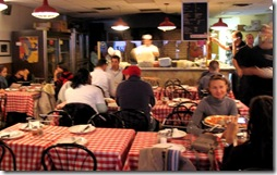 Grimaldi's interior (representative photo)