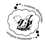 "logotipo ""imagina Otxarkoaga"""