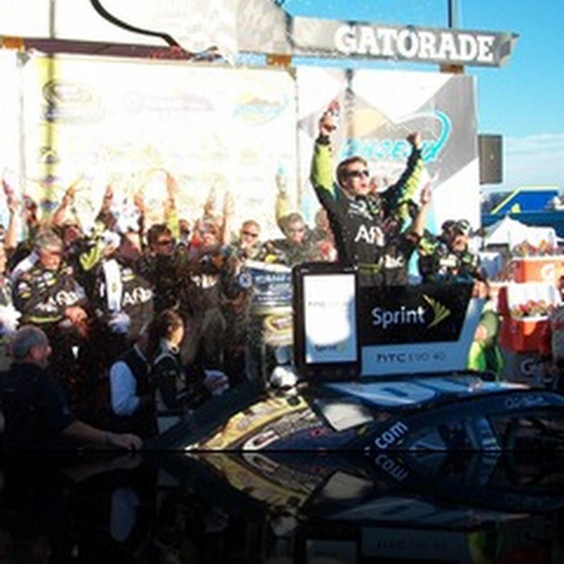 Carl Edwards dominates at Phoenix
