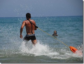lifeguard-running