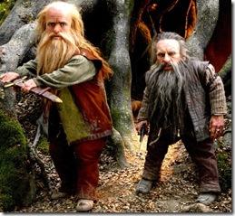 Trumpkin and Nikabrik