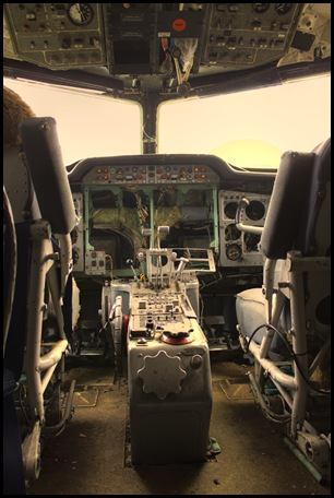 Avion cabina 2