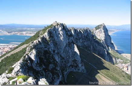 Gibraltar The Fabled Rock At Tour And Travel To The Beautiful Edge Of The World Guide To