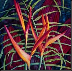Hawaiian Heliconia
