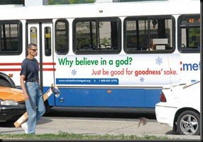 Why believe in God