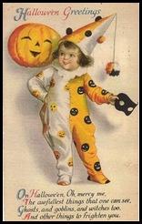 Halloween Little Boy