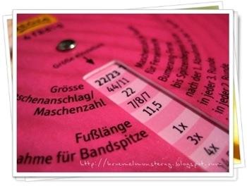 Sockenkompass (2)