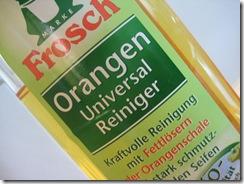 Frosch Orangen Universal Reiniger