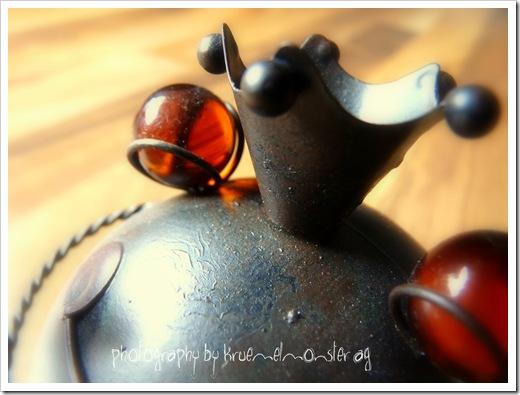 (Frosch)königliche Kreativität (3)