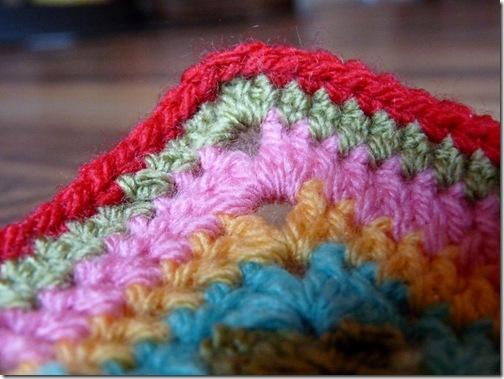 Granny Stripe Blanket (3)