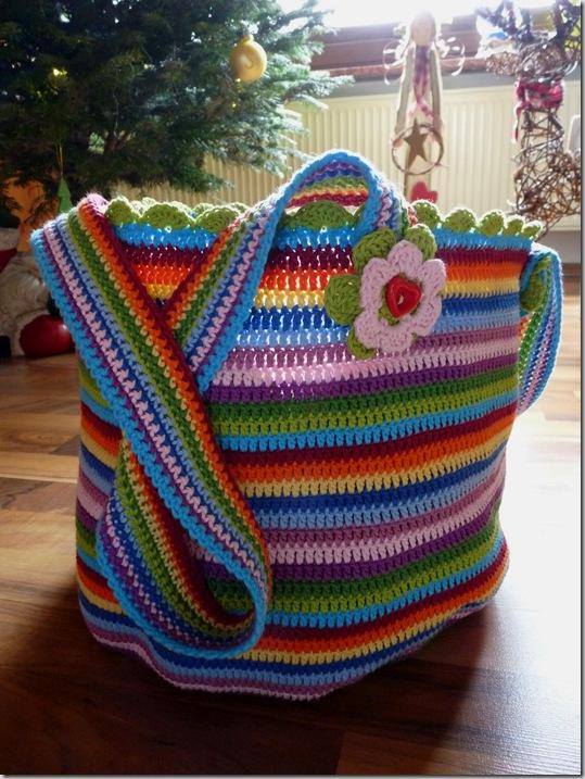 Crochet Bag - die Zweite (5)