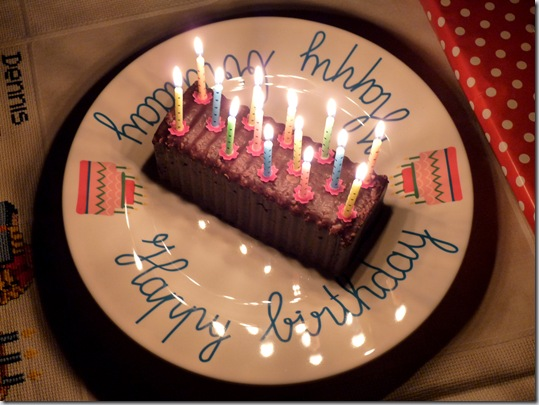 Dennis' 14. Geburtstag (2)
