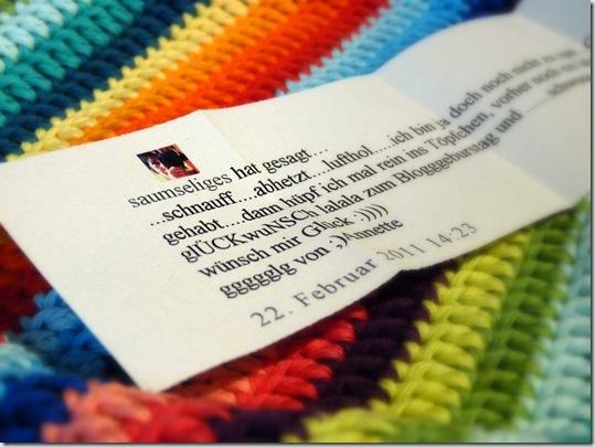 1. Preis Crochet Bag