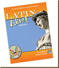 Latin Alive book