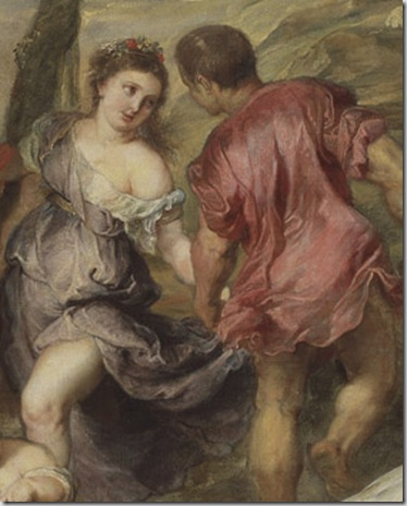 Peter Paul Rubens: Backanal på Andros. NM 600