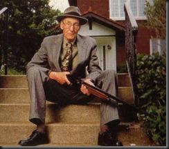 William-S-Burroughs gun