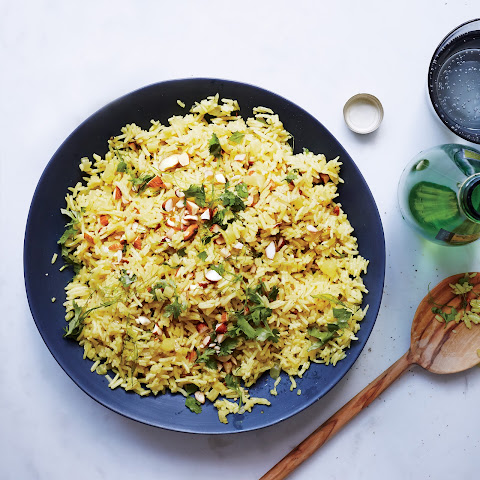 Spiced Jasmine Rice Pilaf