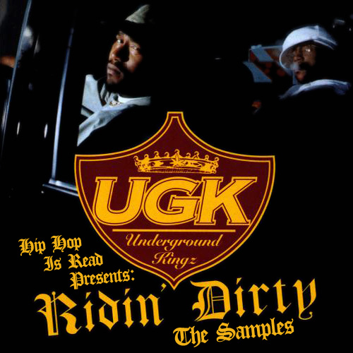 Ridin' Dirty [The Samples]. Posted by Ivan at 12:34 AM - Hip Hop Is Read