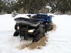 Stuck ATV
