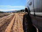 Mud on the Notom-Bullfrog Road