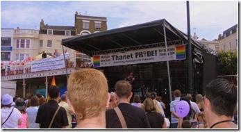 Pride stage