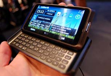 Review Nokia E7